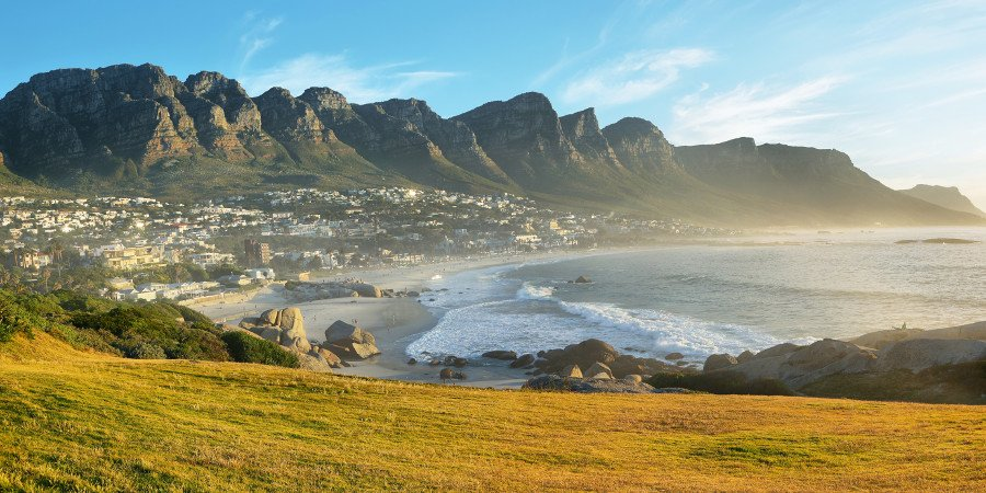 Camps Bay Beach a Cape Town